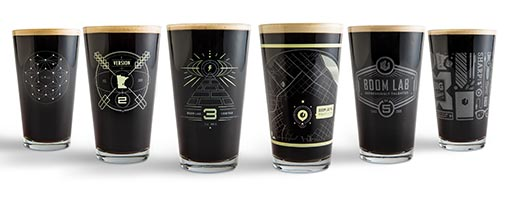 Boom Lab Pint Glass v6