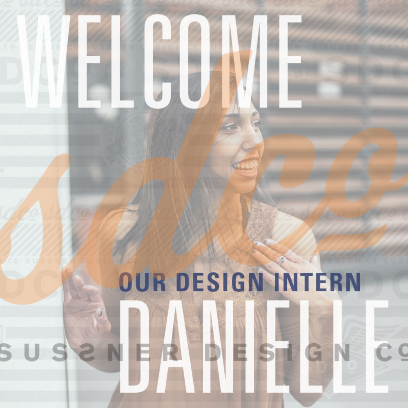 Welcome Danielle to the SDCo Team!