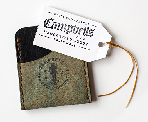 Campbell's Man Cast Goods