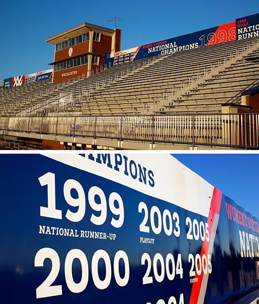 MAC's Refreshed Stadium
