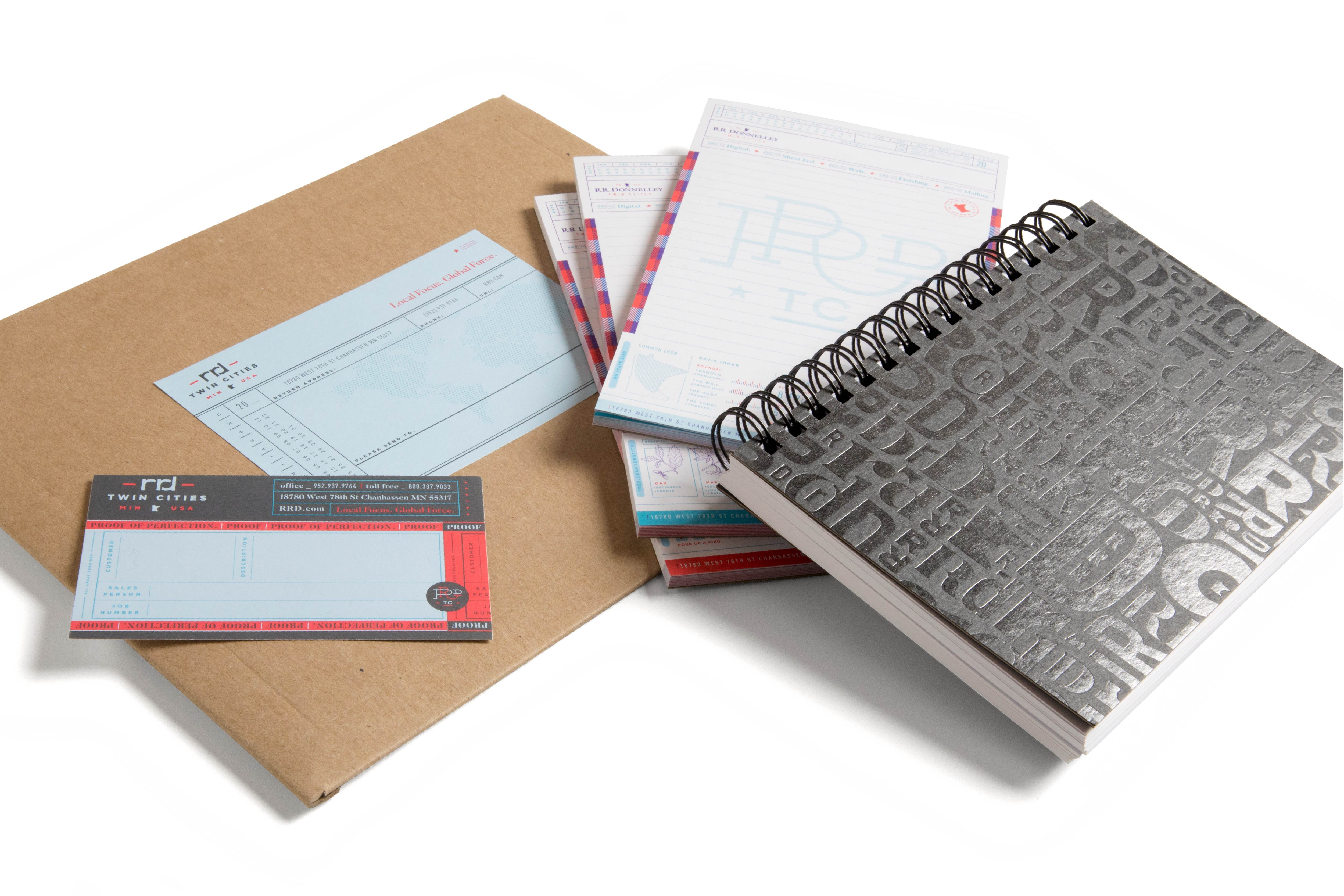 RR Donnelley Stationery