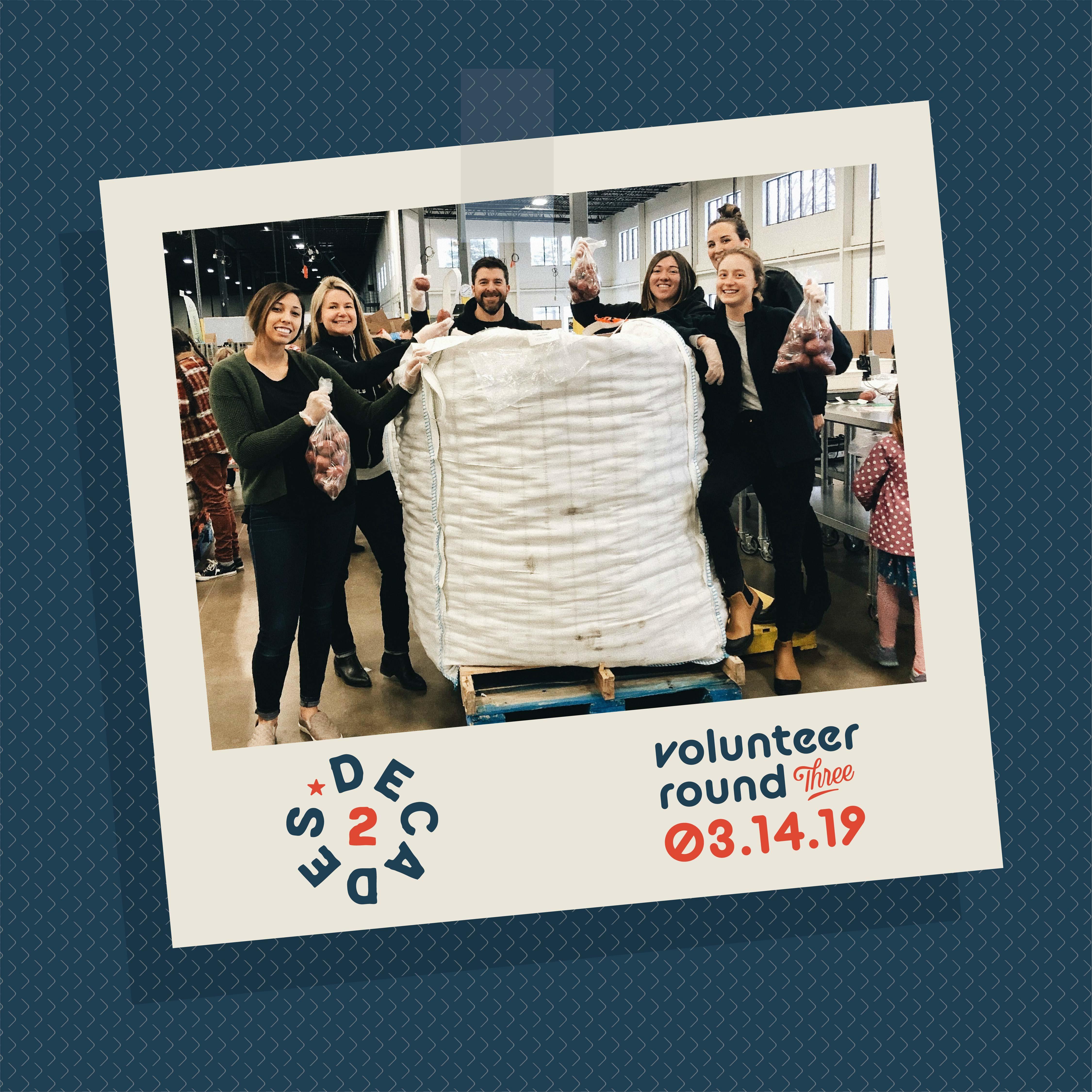 SDCo Volunteer Round 3