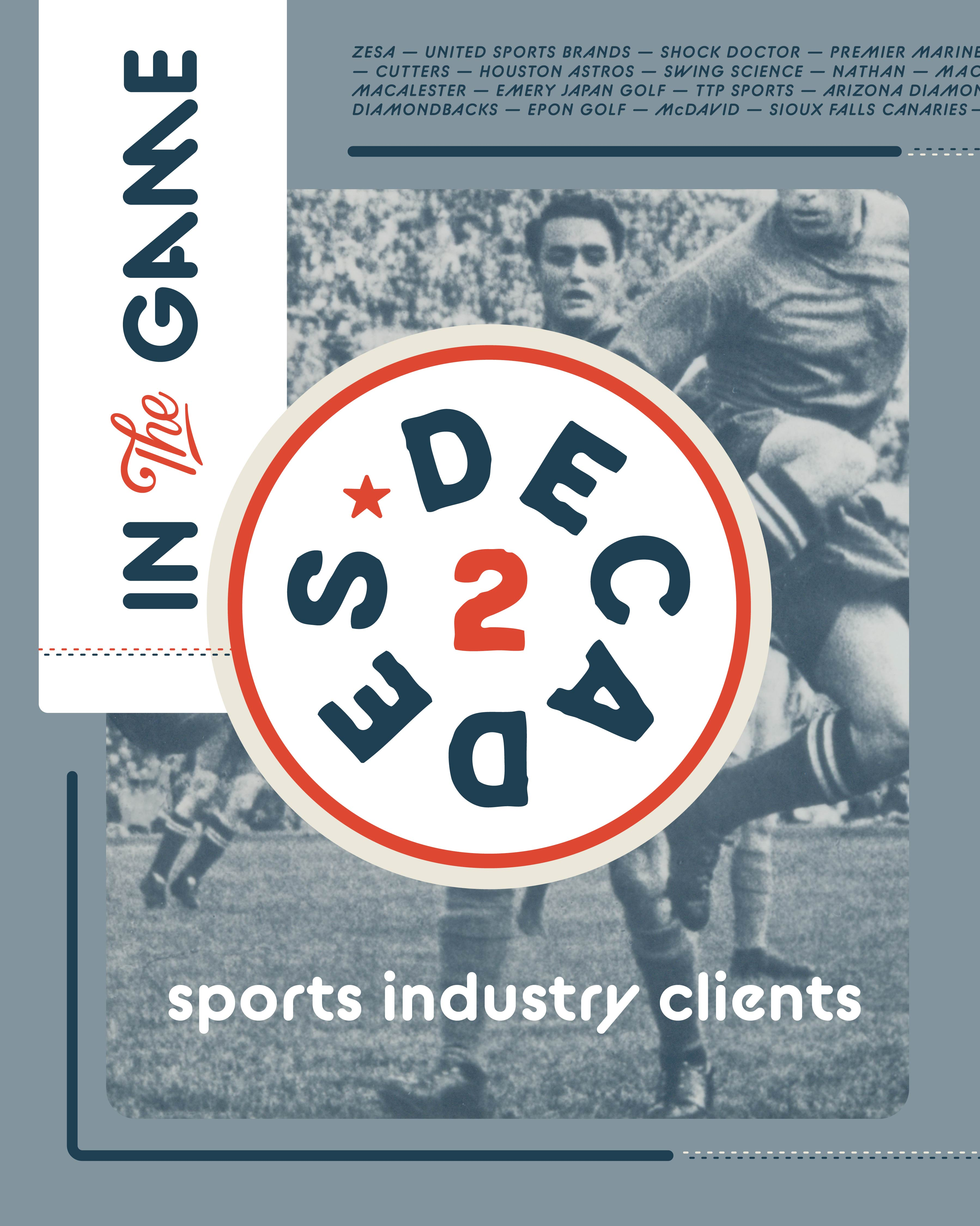 Sports Industry Clients
