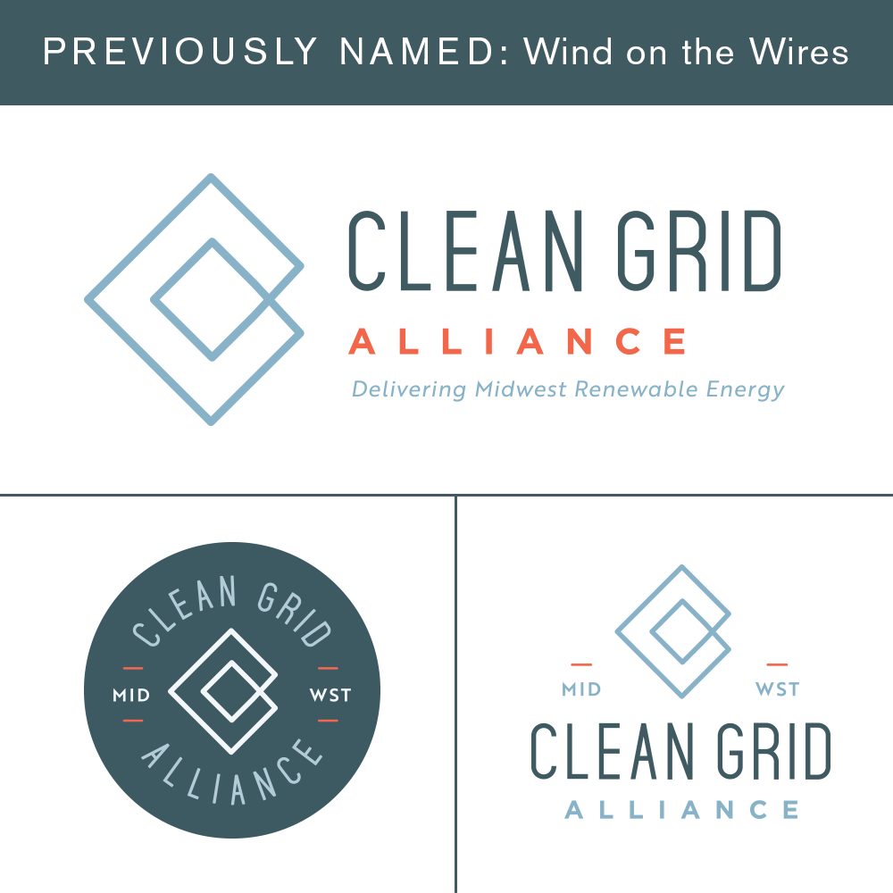 New Company Name Alert  – Clean Grid Alliance